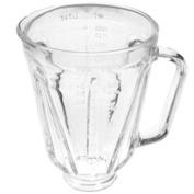 Round Glass Blender Jar, FITS Hamilton Beach Blenders 085R