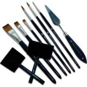 Wyland Acrylic Brush - Series 3236 Blender Size 3