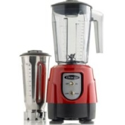 Omega Juicers BL390R 1-HP Blender, Tritan Copolyester and Stainless St