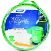 Camco 42983 18 x 24 Pop-Up Recycle Container