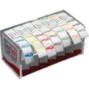 Food Rotation Labels Acrylic Display Rack Only