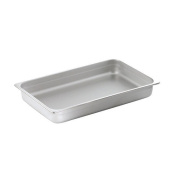 SMART Buffet Ware Full Size Oblong Stainless Steel Food Pan