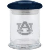 Auburn Tigers 350ml Small Candy Jar with Satin Etch Logo Boelter