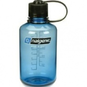 Nalgene - Everyday Tritan BPA Free NarrowMouth Water Bottle Slate Blue - 470ml...