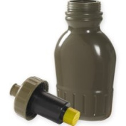 ProForce Equipment 52010 Ndur Pull Top Filtration Canteen Olive