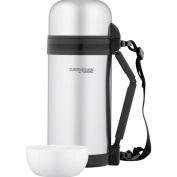 Thermos ThermoCafe Vacuum Insulated Large Food and Beverage Bottle, 1.2l