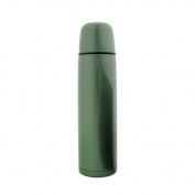 Timolino VRD-05MGR 500ml Colour Bistro Vacuum Bottle Metallic Green