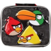 Angry Birds Mind My Angry Beak Lunch Tote One Size