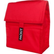 PackIt Freezable Lunch Bag Red One-size