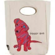 Fluf Doggy Lunch Bag, 27.9cm L by 20.3cm W by 4-1 5.1cm D