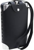 Maxam. 1890ml Jumbo Stainless Steel Flask with Sheath