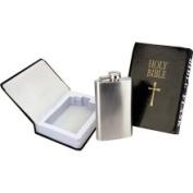 Island Dogs 98212 Bible Flask