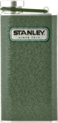 Stanley 240ml Classic Flask (Hammertone Green) 10-00837