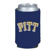 Football Fanatics 497037 Pittsburgh Panthers Collapsible Koozie