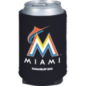Miami Marlins Collapsible Can Koozie Kolder