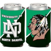 North Dakota Fighting Sioux Official Coozie Beverage Can Cooler