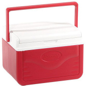 Coleman 5205a753g Flip Lid 6 Personal Cooler - Red