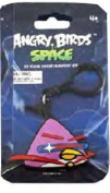 Commonwealth Toys Angry Birds Spacepvc Backpack Clip Lazer Bird