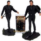 "2006 Johnny Cash ""Man In Black"" Action 7"" Figure"