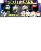 South Park Boy Band 4 Action Figure Box Set