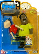 Family Guy Mezco Series 6 Action Figure Clevemire