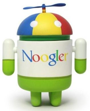 collectible vinyl android mini collectible series 02 noogler 116 ratio vinyl toy