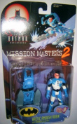 Artic ambush Robin BATMAN ANIMATED adventures mission masters 2