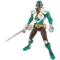 Power Ranger 10cm Figure Super Mega Ranger Forest