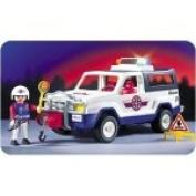 Playmobil Rescue Equipment Truck