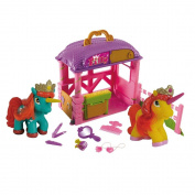 Simba Toys 105955278 Filly unicorn - Style up - Stable
