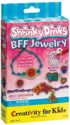 Creativity for Kids 202294 Shrinky Dinks BFF Jewellery Activity