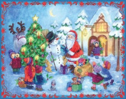 Advent Calendar - Santa's Welcome