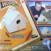 Woodshop Country Bird House Kit E-Z Bolt System
