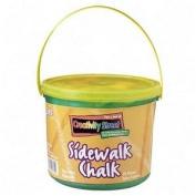 Chenille Kraft Company CKC1700 Sidewalk Chalk- Washable-Nontoxic- 4in.x1in.- Assorted