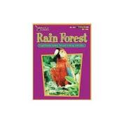 Rain Forest Activity Book by Edupress