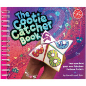 Klutz 150435 The Cootie Catcher Book Kit-