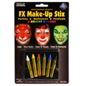 Wolfe Face Paint Crayons - Bright