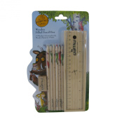 the Gruffalo 'Wooden' Filled Pencil Box Stationery