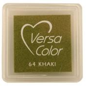 Tsukineko Small-Size VersaColor Ultimate Pigment Inkpad, Khaki