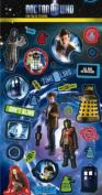 Doctor Who - Fun Foil Sticker Sheet