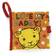 Little Jellycat Soft Baby Book I Love My Daddy