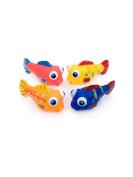 Toysmith Silly Fish Squirter Bath Toy