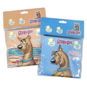 SCOOBY DOO BILINGUAL BATH TIME BUBBLE BOOK *** SET OF TWO BOOKS***