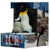 Emperor Penguin Parent and Baby Bath Toy