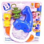 Bkids Scoop 'N Hoop Pals Bathtub Toy