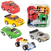 Elegant Baby Race Car Squirties Bath Tub Toy