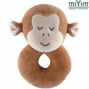 Miyim Monkey Ring Rattle