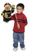 Firefighter Hand Puppet -