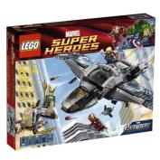 LEGO Marvel Super Heroes The Avengers Quinjet Aerial Battle (6869) (Age
