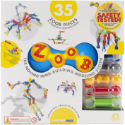 ZOOB 35 Pieces by Infinitoy